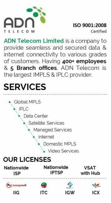 ADN Group - ADN Telecom
